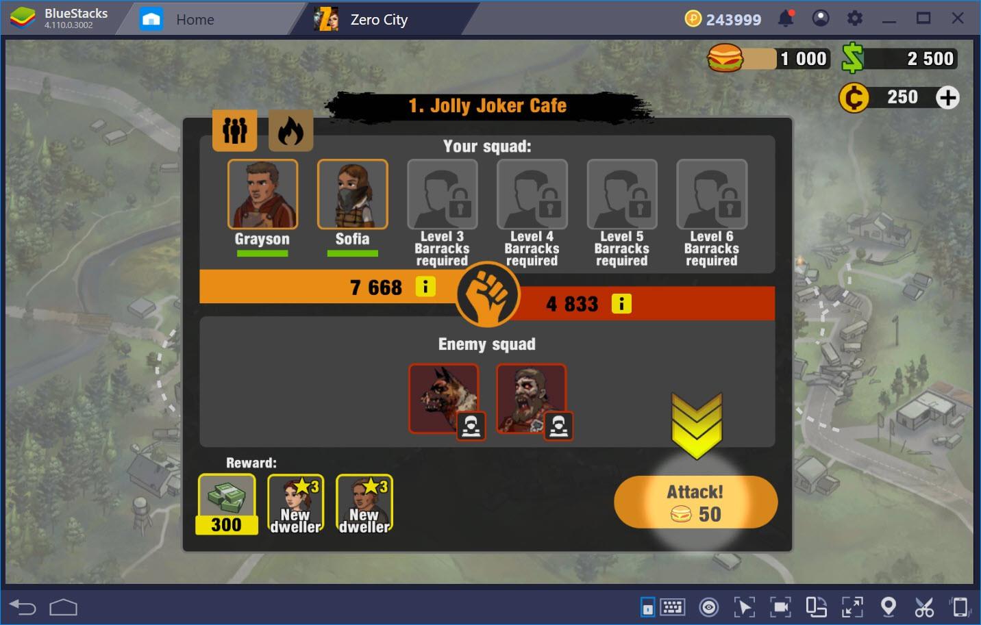 Khám phá Zero City: Zombie Shelter Survival trên PC với BlueStacks