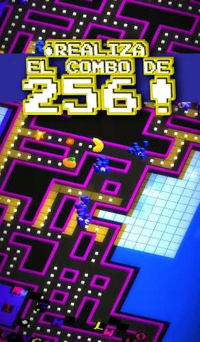 Juega Pac-Man 256 on PC 8
