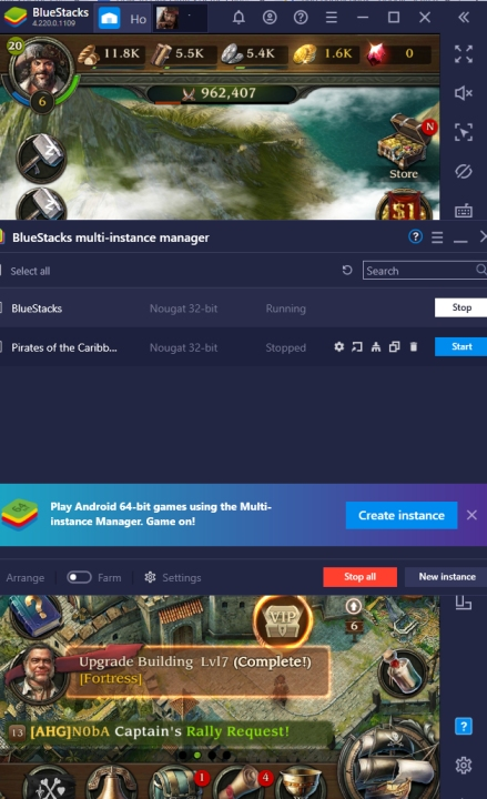 How To Play Pirates of the Caribbean: Tides of War On PC With BlueStacks