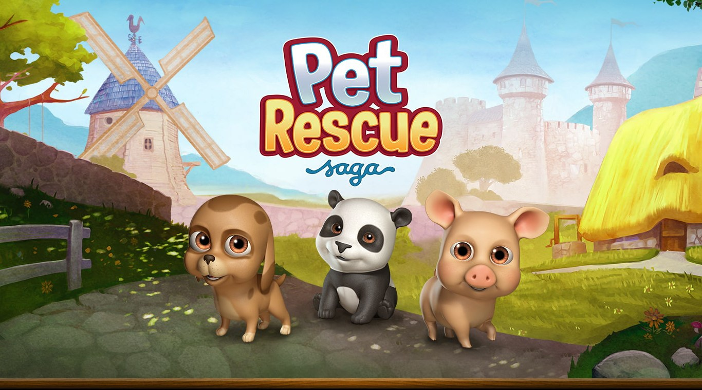 Download Pet Rescue Saga on PC with BlueStacks