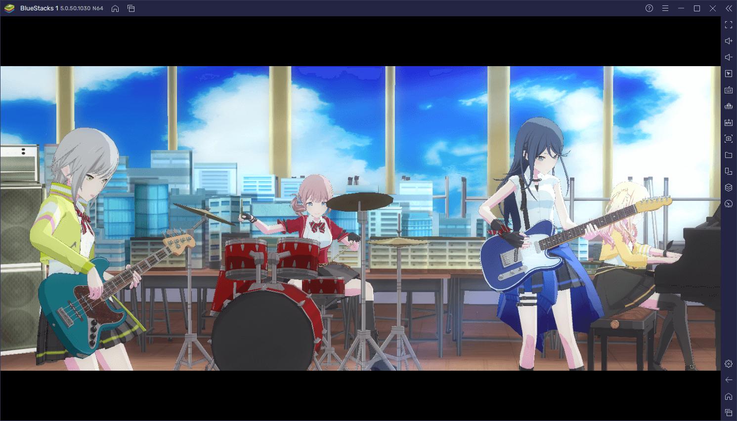 BlueStacksを使ってPCで『プロジェクトセカイ カラフルステージ! feat. 初音ミク』を遊ぼう