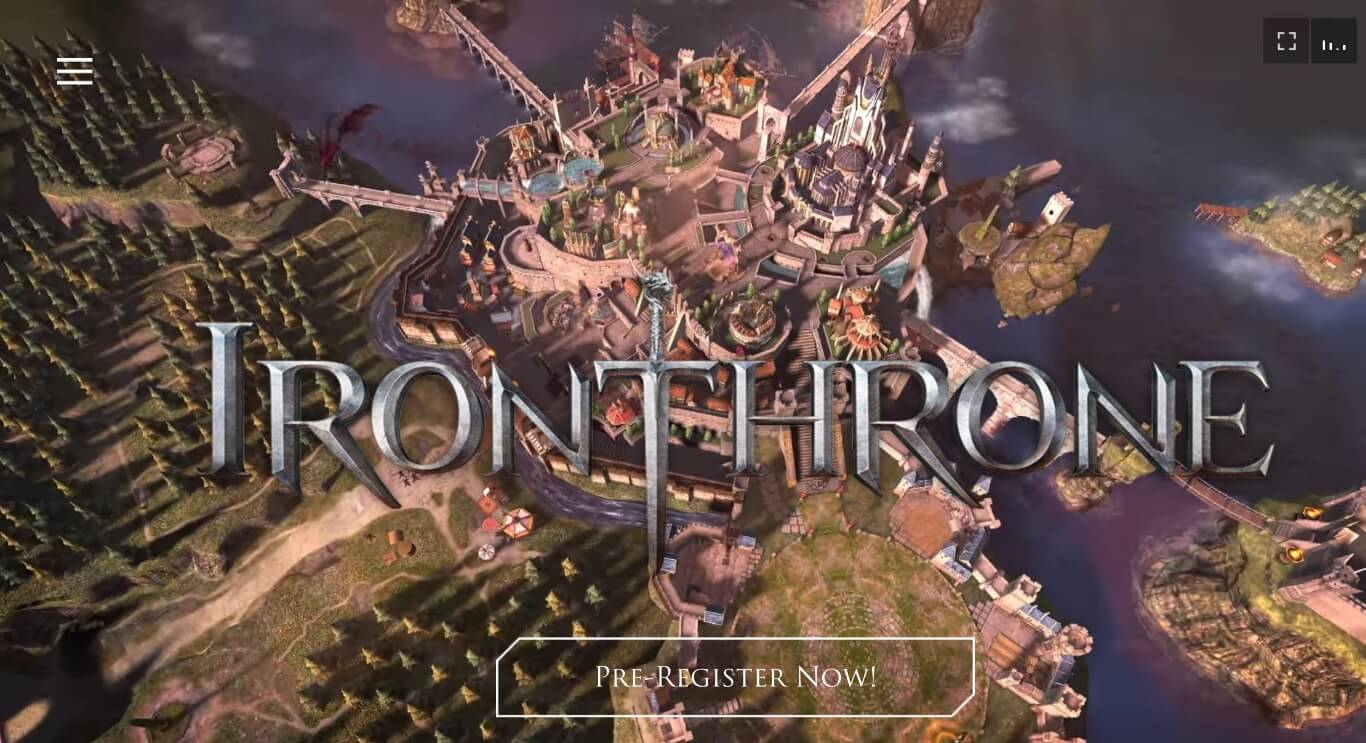 Pre-Register For Iron Throne and Get $100 Worth of Loot for Free