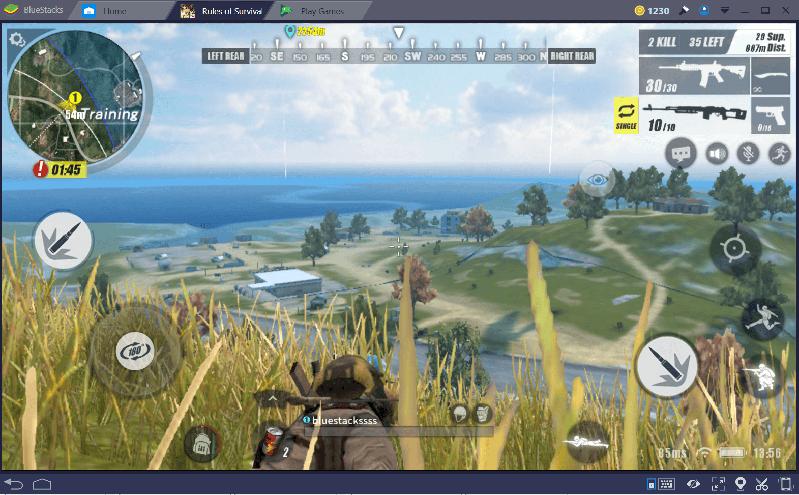Top Tips For Improving Your Aim When Playing Rules Of Survival