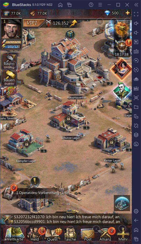 Puzzles & Survival – Helden- und Truppen-Leitfaden: Baue eine schlagkräftige Armee auf