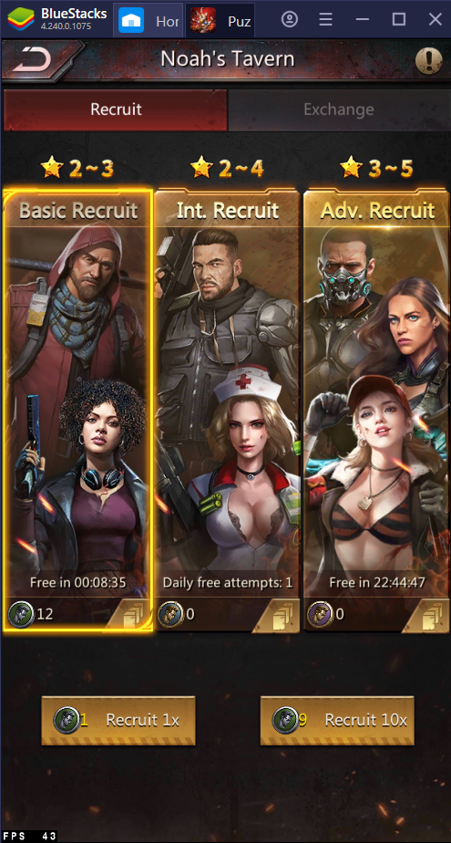 Building an Army – A Guide on Heroes and Troops in Puzzles & Survival