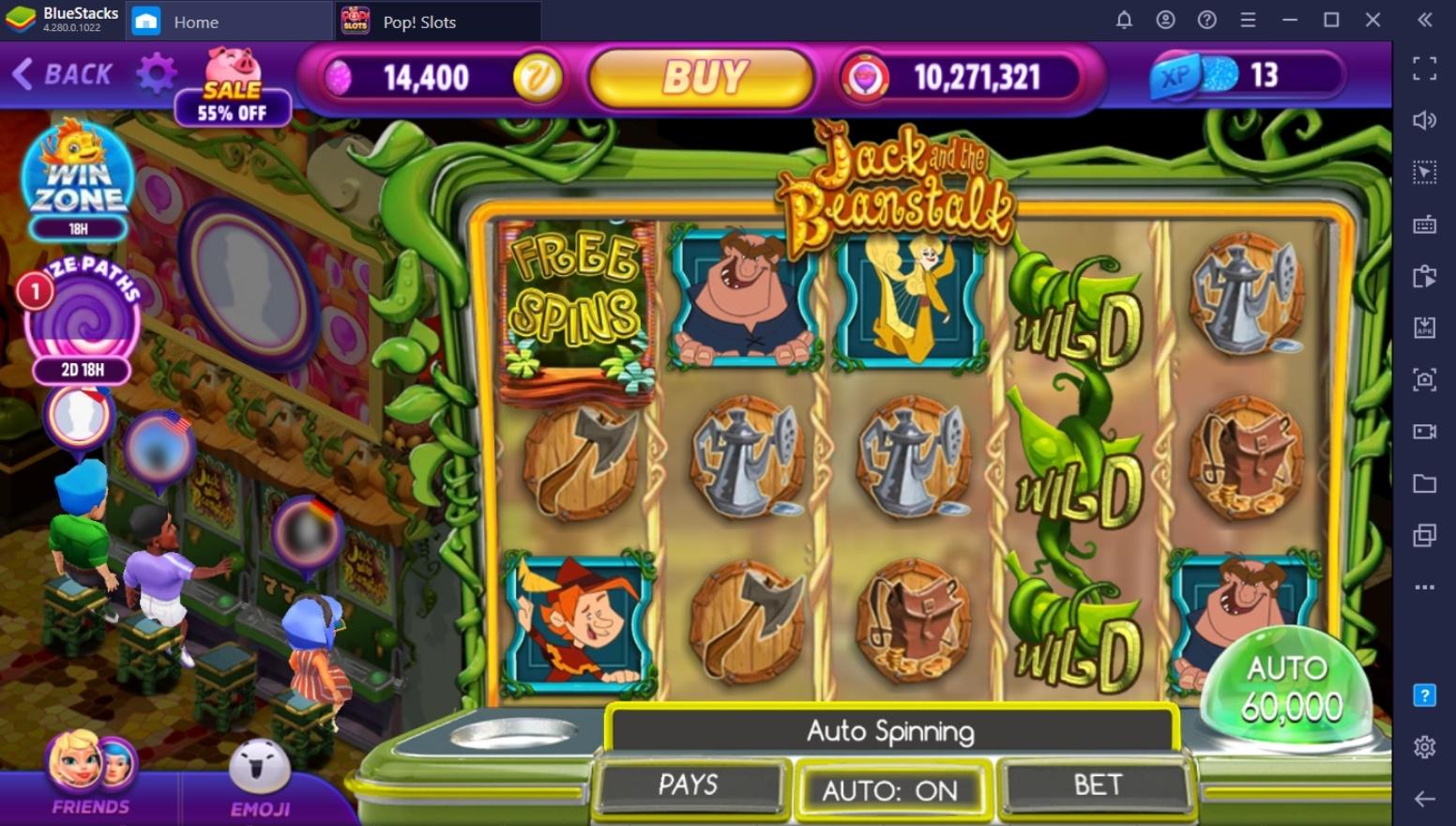 Beginner's Guide to Playing POP! Slots Casino | BlueStacks