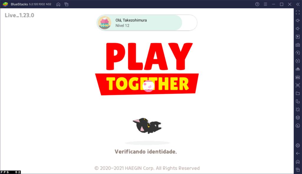 Como conseguir os melhores gráficos e desempenho no Play Together com o BlueStacks
