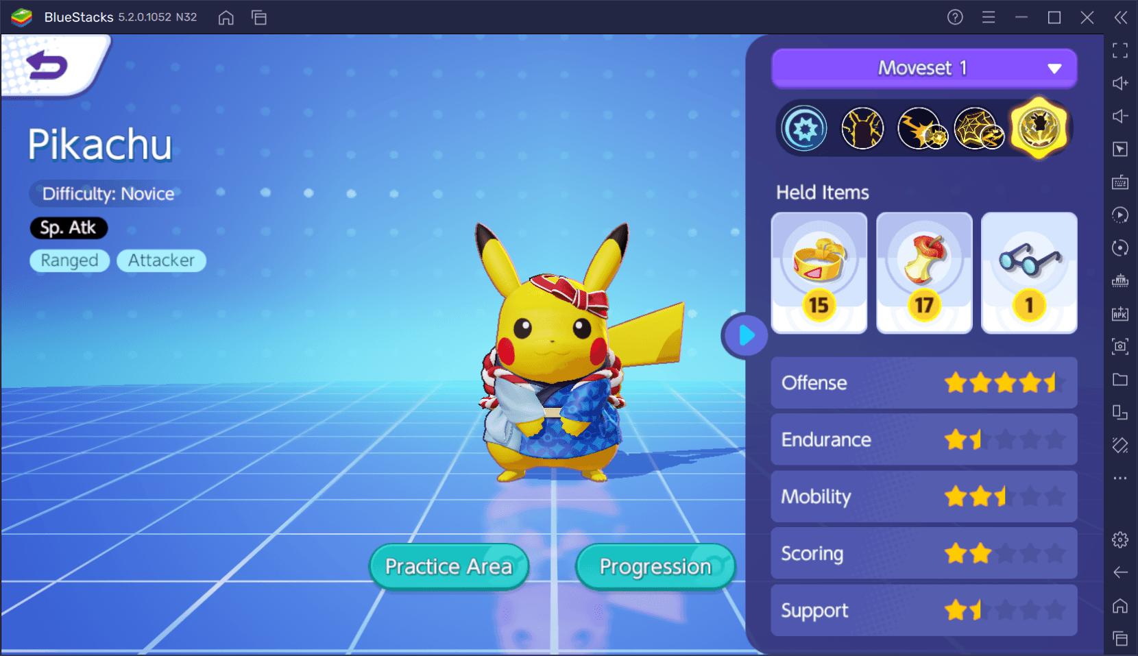 Pokemon UNITE. Гайд по покемону Пикачу