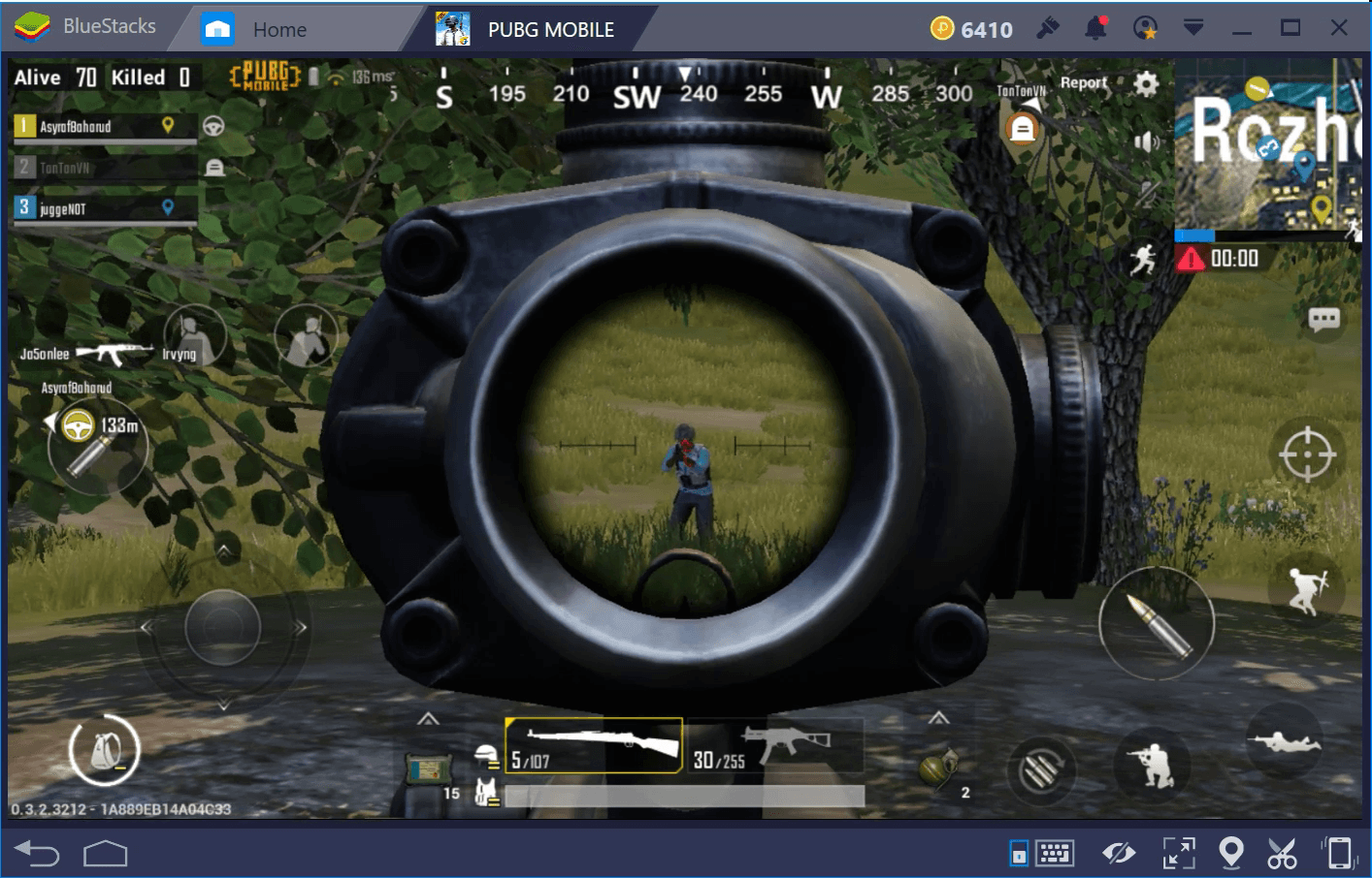 PUBG Mobile Aim Head