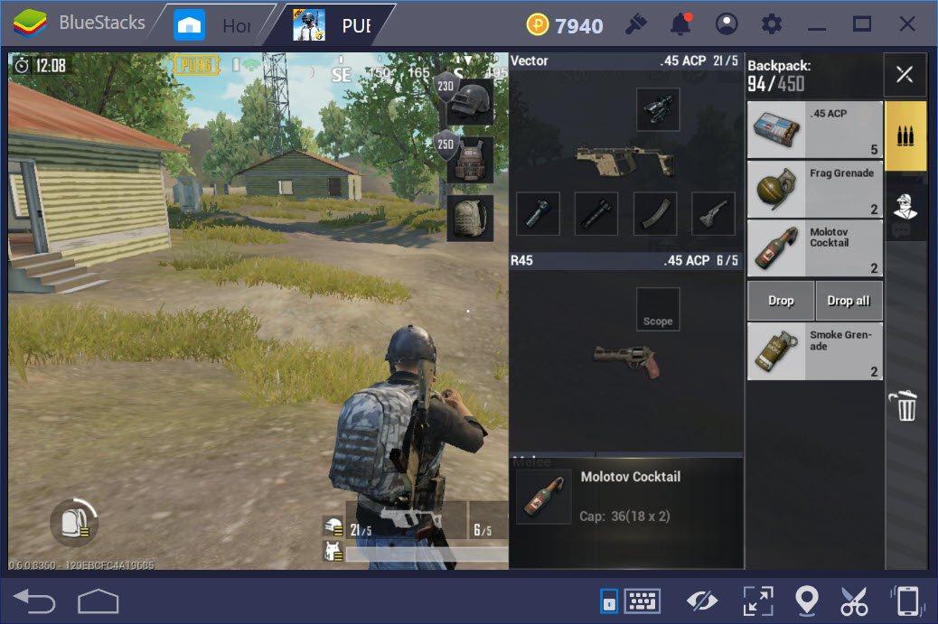 Tìm hiểu các loại lựu đạn và cách sử dụng chúng trong PUBG Mobile