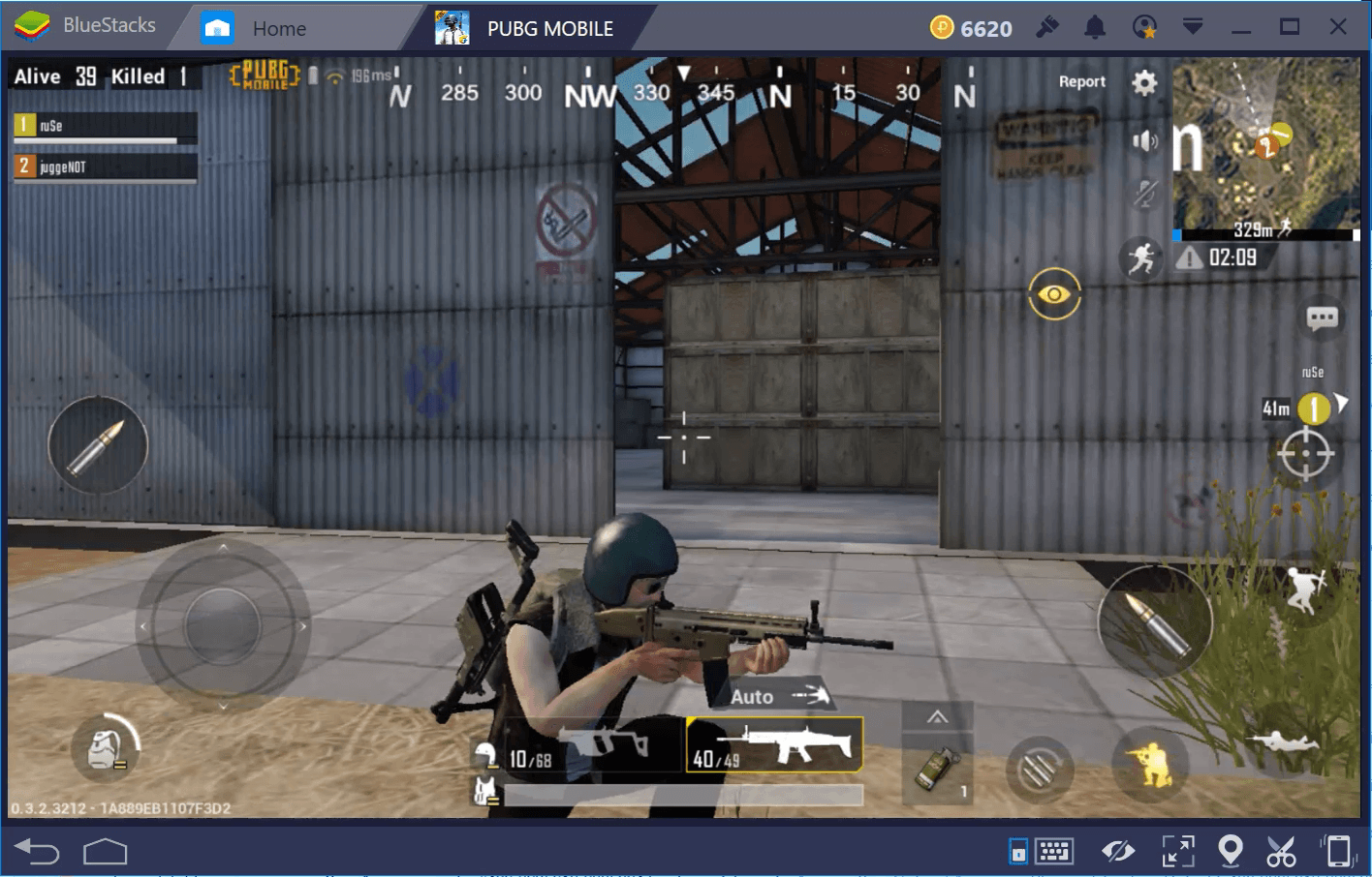PUBG Mobile Assault Rifles
