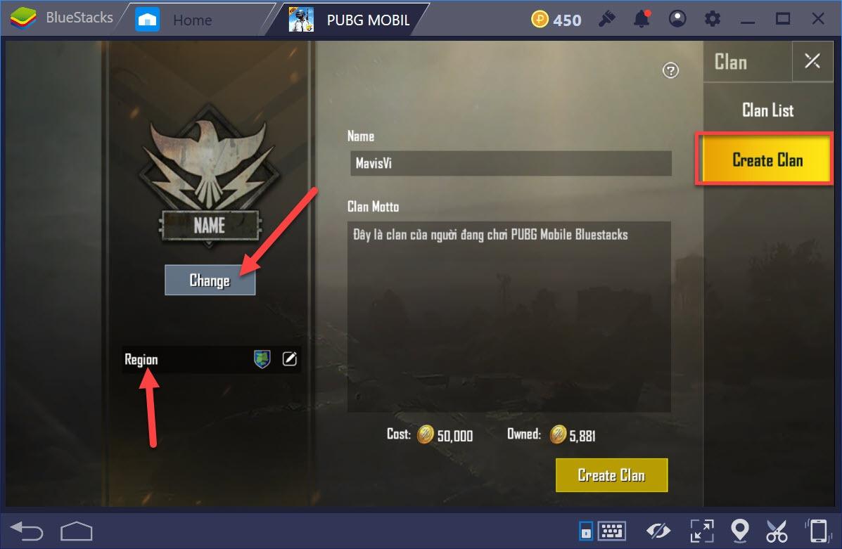 Clan là gì, mời người tham gia Clan trong PUBG Mobile như
