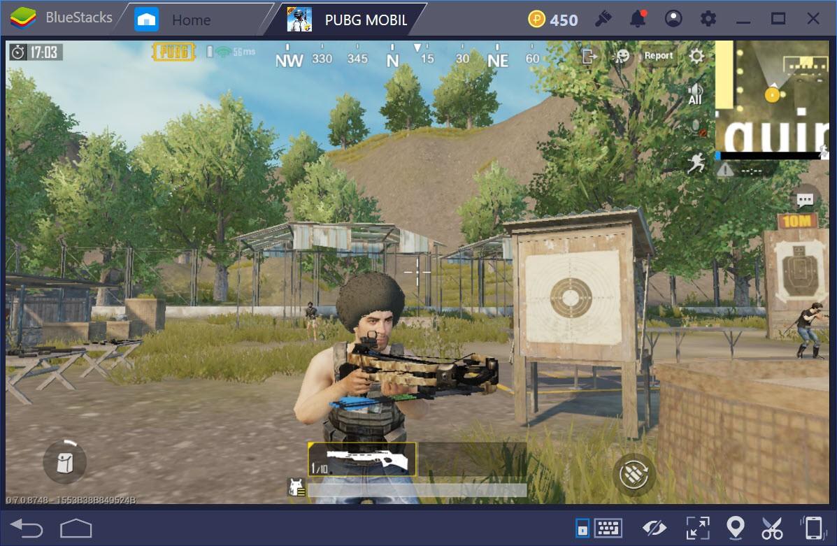 Crossbow, thứ vũ khí bị lãng quên trong PUBG Mobile