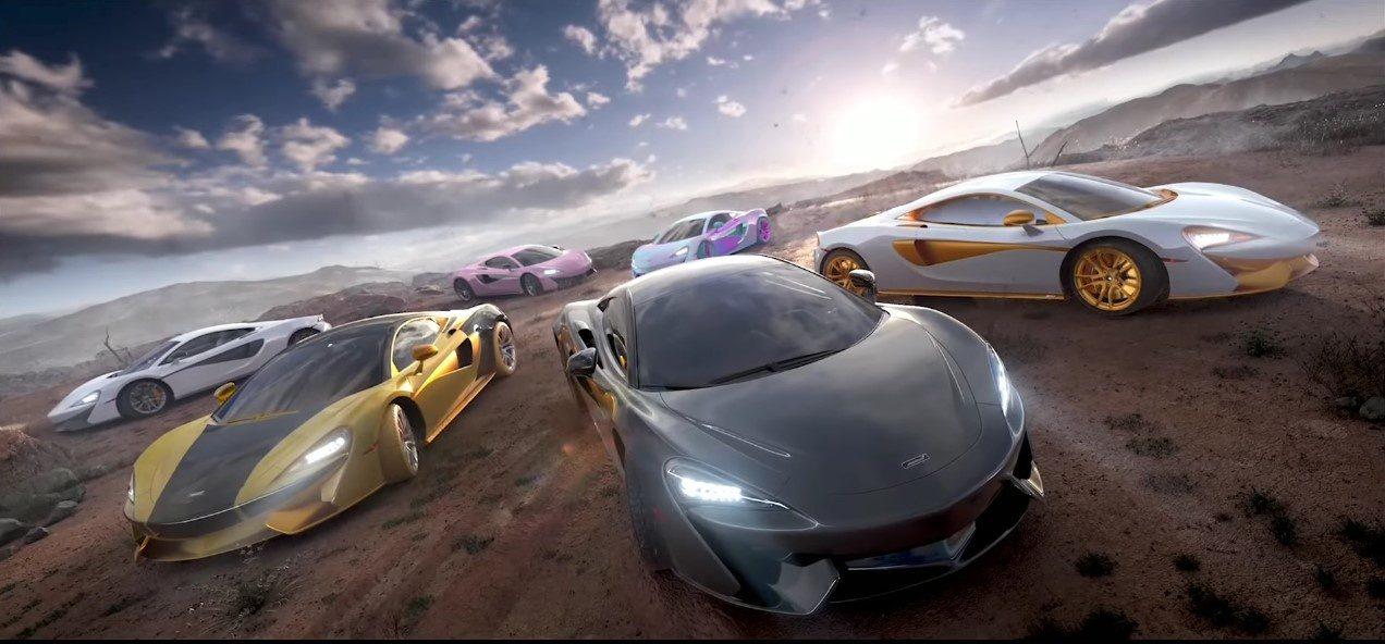 PUBG Mobile hợp tác cùng Godzilla vs Kong và siêu xe McLaren