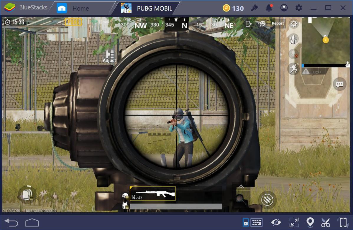 Tìm hiểu về SLR Rifle, vũ khí mới cập nhật trong PUBG Mobile
