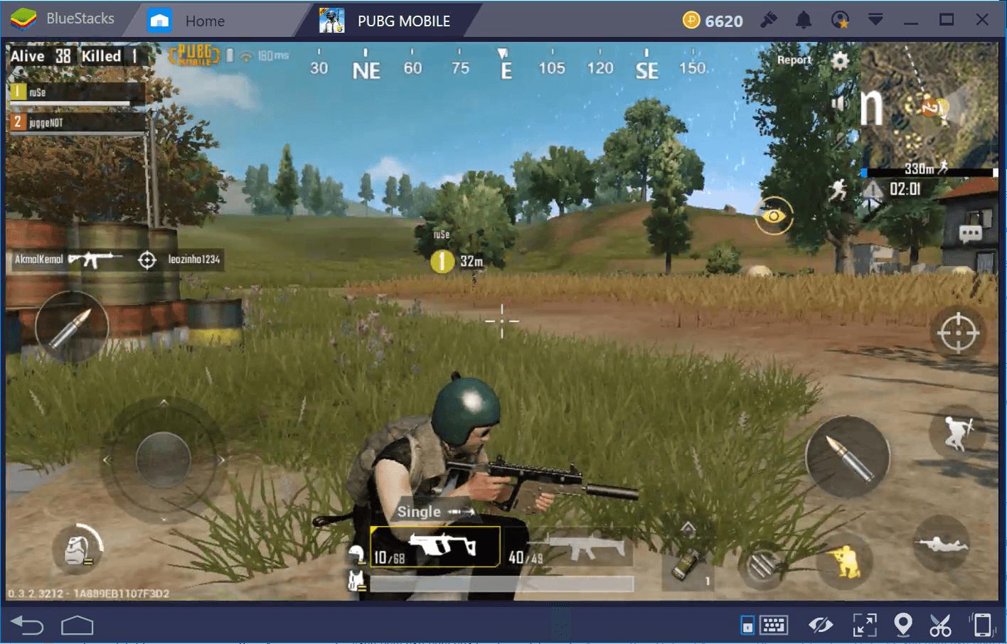 Ultimate PUBG Mobile Weapon Guide | BlueStacks
