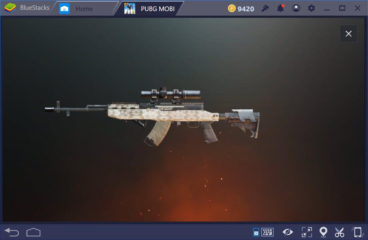SKS, VSS, Mini14 hay MK14 – Nên sử dụng súng bắn tỉa nào trong PUBG Mobile?
