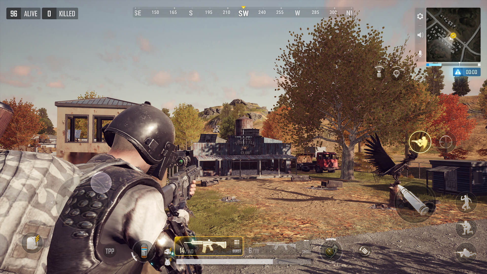 PUBG: New State được giới thiệu, là game Battle Royale bối cảnh tương lai