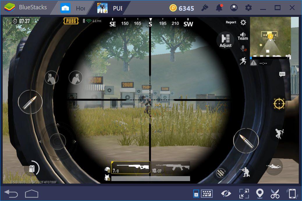 Mẹo sử dụng loại súng bắn tỉa nào trong PUBG Mobile
