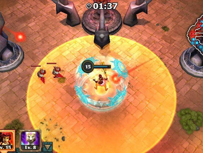 Играй Legendary Heroes На ПК 8