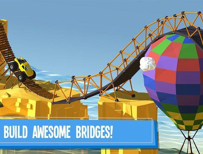 Play Build a Bridge on PC 13