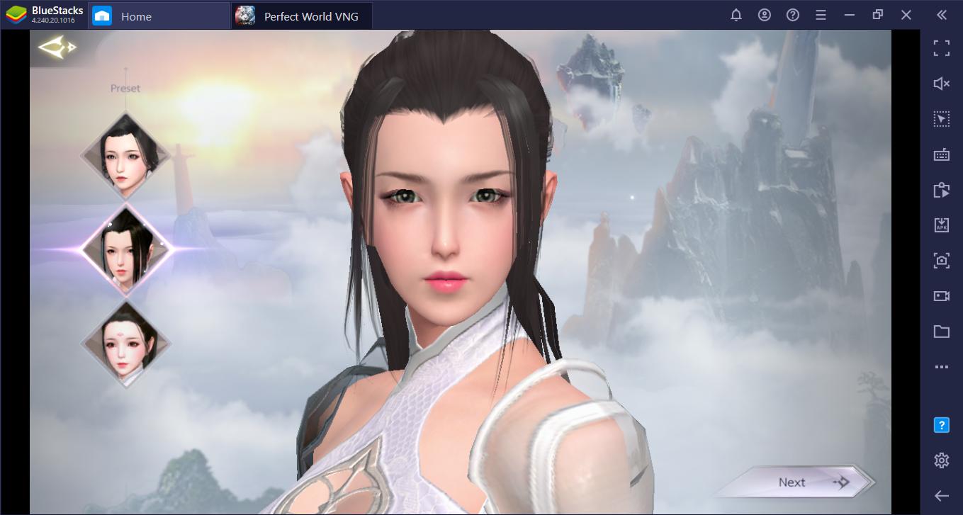 Cara Asyik Main MMORPG Keren Perfect World VNG di PC dengan BlueStacks