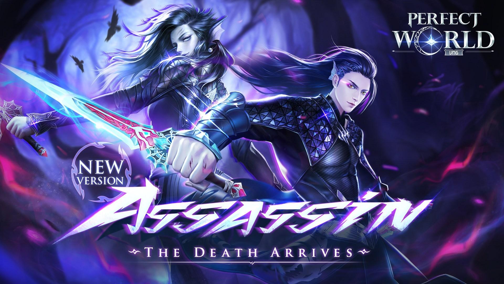 Kelas Baru Assassin dan Team Musim Dingin Hadir di Perfect World VNG