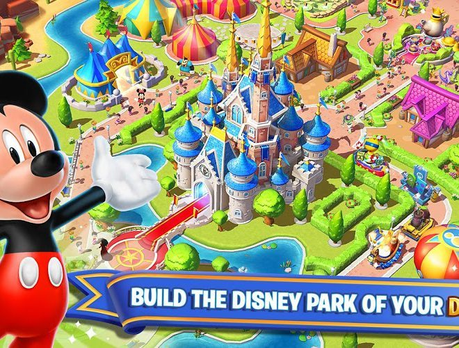 Play Disney Magic Kingdoms on PC 14