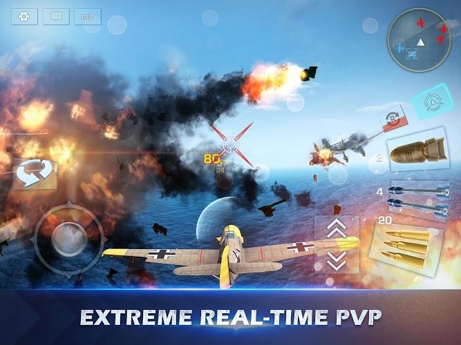 Chơi War Wings on PC 13