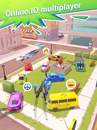 Play Crash Club: Drive & Smash City on PC 11
