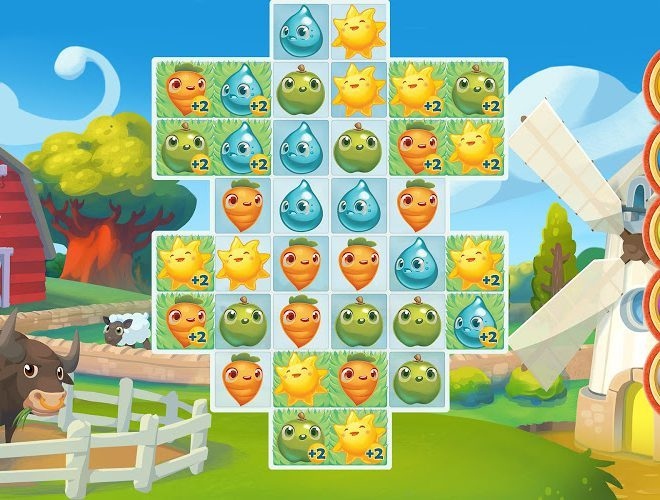 Juega Farm Heroes on PC 20