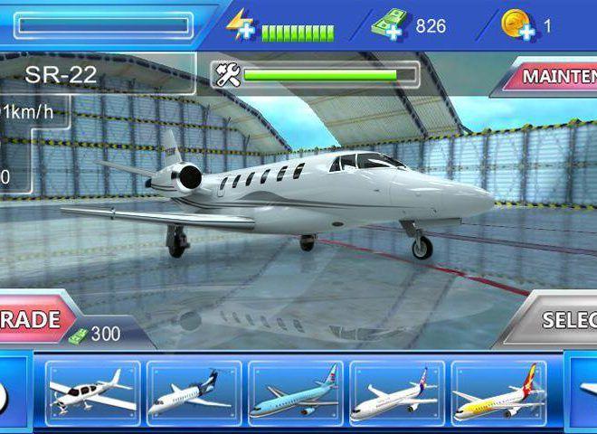 Chơi Máy Mô Phỏng Phi Cơ – Plane 3D on PC 5