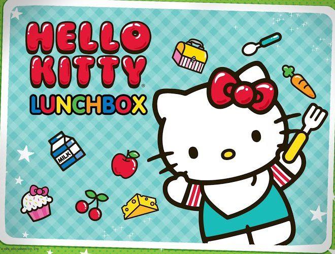 เล่น กล่องอาหารกลางวัน เฮลโล คิตตี้ on PC 12
