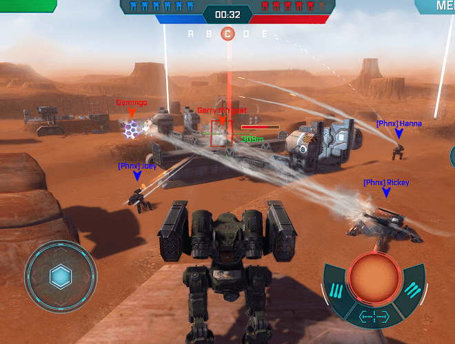 Play Walking War Robots on PC 7