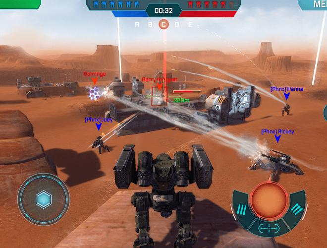 Play Walking War Robots on PC 13