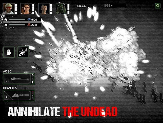 Play Zombie Gunship Survival on PC 15