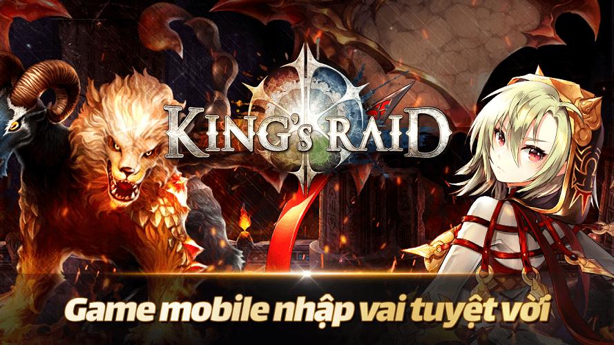 Chơi King's Raid on PC 3