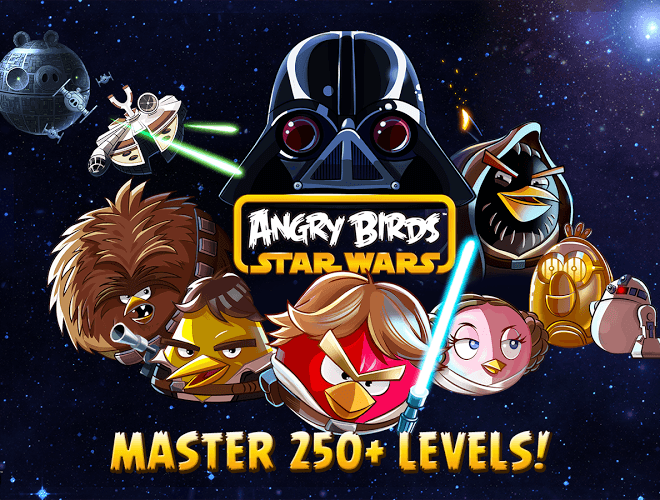 Play Angry Birds Star Wars on PC 7
