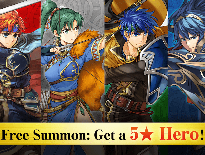 Play Fire Emblem- Heroes on PC 4