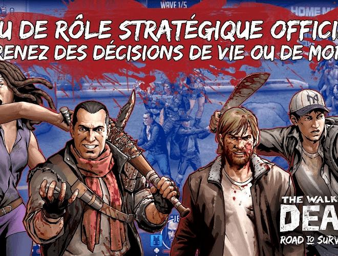 Jouez à  The Walking Dead: Road to Survival sur PC 10