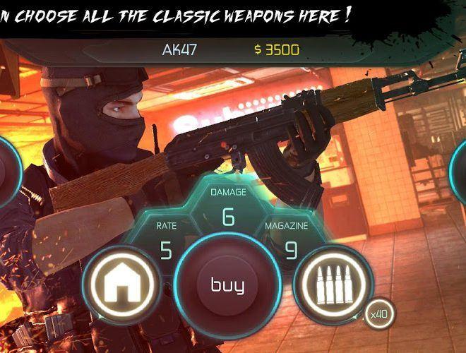 Играй Counter Terrorist-SWAT Strike На ПК 5