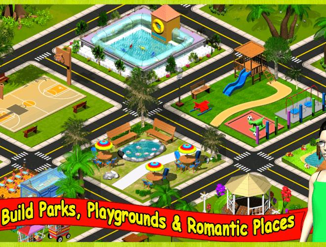 เล่น Dream City pc on PC 16