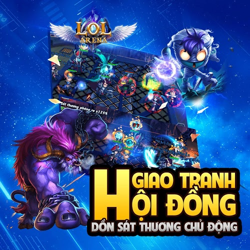 Chơi LoL Arena on PC 10