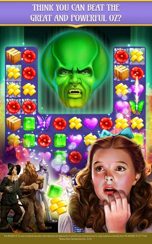 Play Wizard of Oz: Magic Match on PC 10