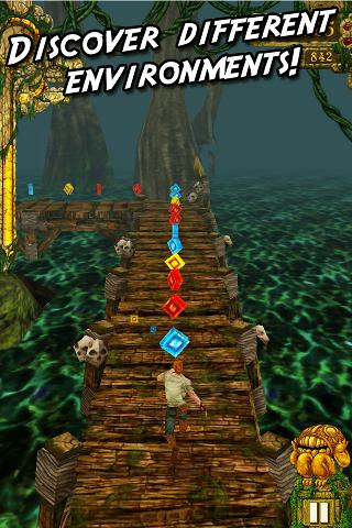 เล่น Temple Run on PC 5