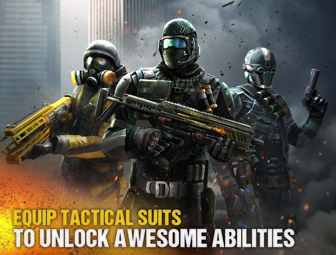 Spustit Modern Combat 5: Blackout on PC 3