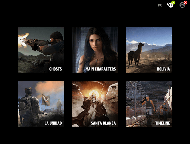 Play Ghost Recon® Wildlands HQ on PC 7