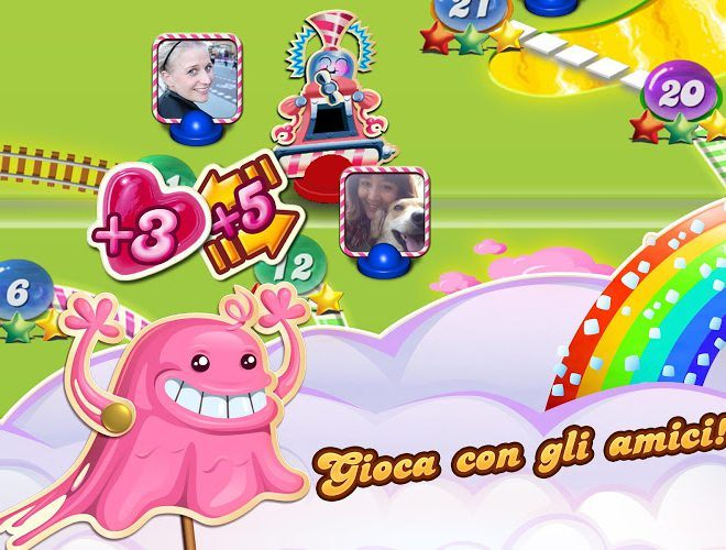 Gioca Candy Crush on PC 18