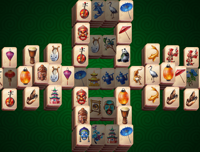 Play Mahjong Solitaire Epic on PC 11
