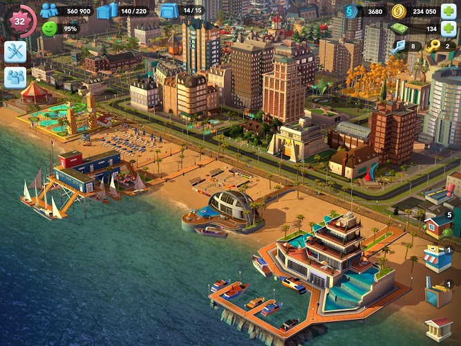 SimCity BuildIt İndirin ve PC'de Oynayın 14